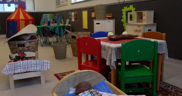 Child Care Centre room
